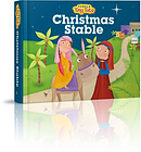 Christmas Stable Fold Out Book