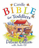 Candle Bible for Toddlers with audio CD