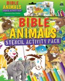 Bible Animals Stencil Activity Pack
