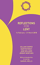 Reflections for Lent 2018