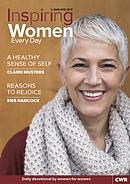 Inspiring Women Every Day March April 2017