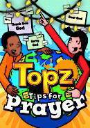 Topz Tips For Prayer