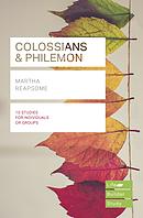 Colossians & Philemon (Lifebuilder Study Guides)