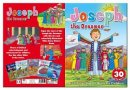 Bible Sticker Book - Joseph the Dreamer