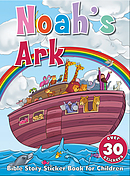 Bible Sticker Book - Noah's Ark