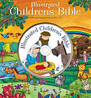 Illustrated Children's Bible With CD