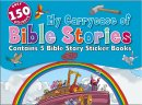 My Carrycase Of Bible Stories (Over 150 Stickers)