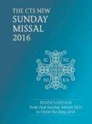 Cts Sunday Missal 2016