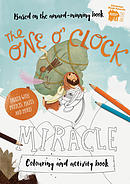 The One O'Clock Miracle Colouring Book