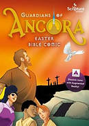 The Ancora Easter Bible Comic Pack of 20