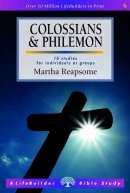 Lifebuilder Bible Study: Colossians & Philemon