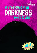 What Do You Do When the Darkness Comes to Visit? (10 Pack)