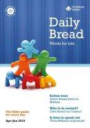 Daily Bread (April - June 2018) - Large Print