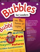 Bubbles for Leaders July to September 2018