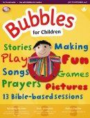 Bubbles for Children July to September 2018