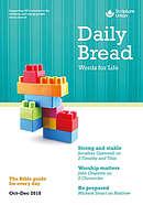Daily Bread October - December 2018