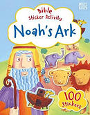 Noah's Ark Bible Sticker Activity
