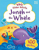 Jonah and the Whale Bible Sticker Activity