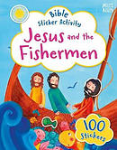 Jesus and the Fishermen Bible Sticker Activity