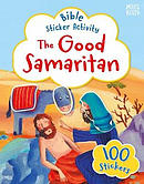The Good Samaritan Bible Sticker Activity
