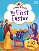 The First Easter Bible Sticker Activity