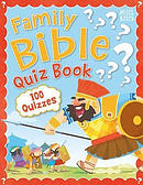 Family Bible Quiz Book