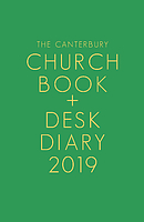 Canterbury Church Book & Desk Diary 2019