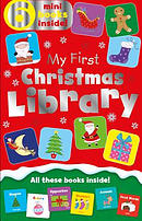 My First Christmas Library: Includes 6 Mini Books