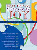 Easy-to-play Classical Joy