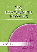 25 Favourite Hymns Violin with Free CD