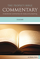 Isaiah: People's Bible Commentaries