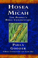 Hosea to Micah : Peoples Bible Commentary