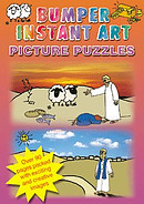 Bumper Instant Art: Picture Puzzles