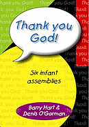 Thank You God! : Six Infant Assemblies with free CD