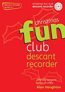 Christmas Fun Club Descant Recorder