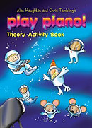 Play Piano! Theory Activity Book