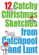 12 Catchy Christmas Sketches