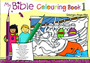 My Bible Colouring Books 1-4 Pack
