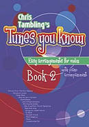 Tunes You Know Violin - Book 2