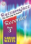 Razzamajazz Recorder - Book 3