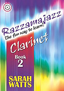 Razzamajazz Clarinet - Book 2