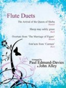 Flute Duets - Arrival of the Queen of Sheba