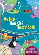 First Theory Book - Bass Clef