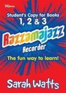 Razzamajazz Recorder-students Edition