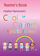Cool Clarinet Repertoire - Book 1 Teacher
