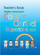 Cool Clarinet Repertoire - Book 2 Teacher