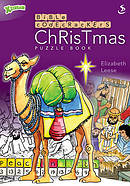 Bible Codecrackers Christmas Puzzle Book