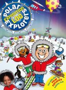 Polar Explorers Expedition Log Activity Book for 8-11s