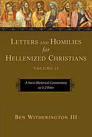 Letters and Homilies for Hellenized Christians, volume 2