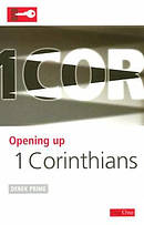 Opening Up 1 Corinthians